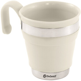 Outwell Collaps Mug Cream White